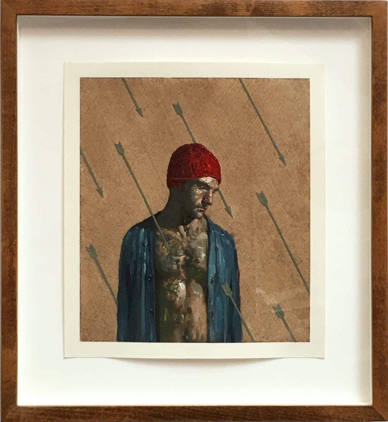 Williams Untitled Red Cap