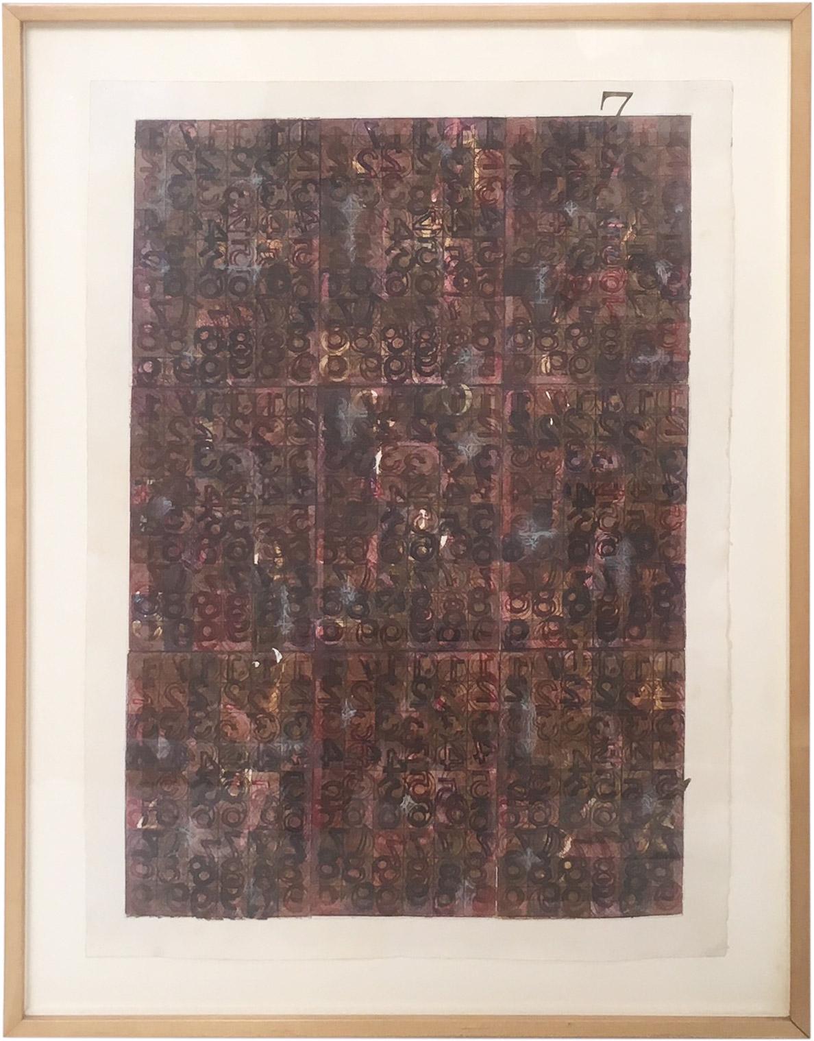 Ferland Homage to Jasper Johns