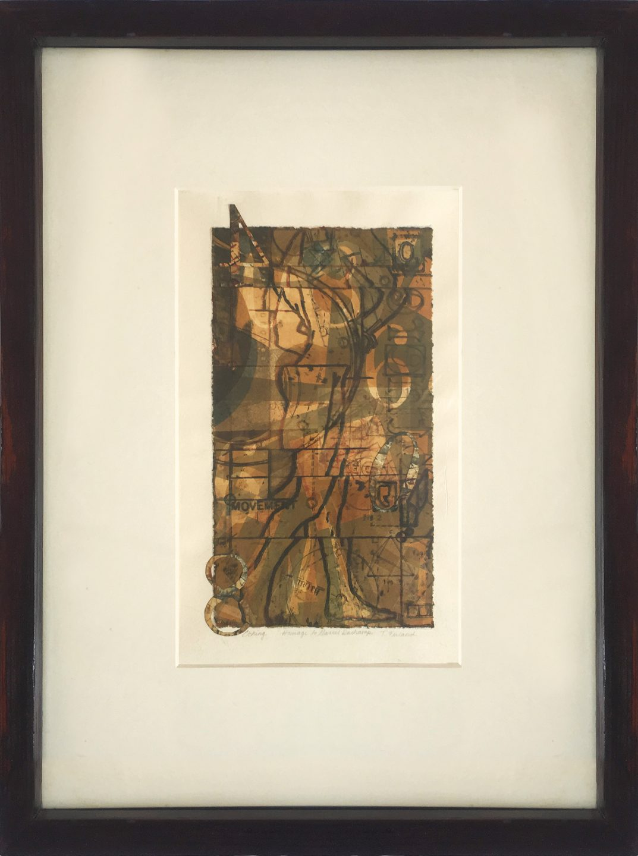Ferland Homage to Marcel Duchamp